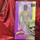 "NEW THE MUMMY 12"" ACTION FIGURE DOLL UNIVERSAL MONSTERS KENNER 1998 1980-2001 5+"