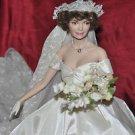 Franklin Mint Jackie Jacqueline Kennedy Wedding Doll Minty Mint