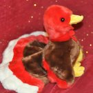 1999 BEANIE BABY THANKSGIVING TURKEY 3+, Boys & Girls Figurine, Multi-Color & Ty