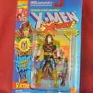1994 X-men Rictor X-Force Action figure 20yrs old Marvel Toys 5+,5in. 1980-2001