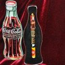 Coca Cola Tin Case with Pen Vintage 1996