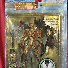 SPAWN SHADOWHAWK Ultra Action Figure New On Card 1996 Todd McFarlane Shadow Hawk