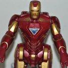 "Hasbro Marvel Iron Man Talking & Light Up 12"" Action Figure Repulsor Blast"