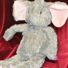 Plush Elephant NW Tag 3+, Multi-Color, Novelty, Teddy Bear and Unisex