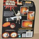 Star Wars Episode 1 Deluxe Qui-Gon Jinn with Lightsaber handle