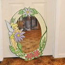 Disney Tinkerbell Mirror Tinker Bell Fairies Wall Mirror Child's Free Shipping