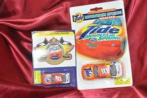NASCAR TIDE MOUNTAIN SPRING 1997 COLLECTOR'S EDITION 1/43 RACE CAR LOT