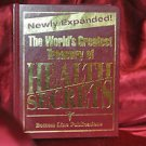 Bottom Line Books THE WORLD'S GREATEST TREASURY OF HEALTH SECRETS 1st Edition