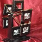 Picture Frames Decor Photo Carousel Ferris Wheel Rotating