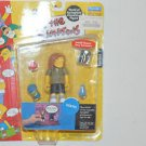 Dolph From The Simpsons World of Springfield Toy Series NIB Series 6 Playmates