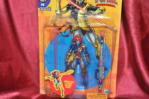 Ultra Force Topaz #8 Galoob 1995 Sealed