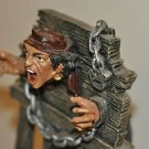 TORTURE PIRATE FIGURINE 10''TALL BY 6''WIDE BY A.C.K. LOS ANGELES CA