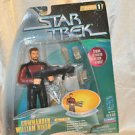 STAR TREK WARP FACTOR SERIES 1- COMMANDER WILLIAM RIKER