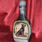 "Vintage Jim Beam Decanter ""Labrador Retriever"" by James Lockhart 1977"