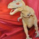 "Tyrannosaurus Rex 19"" Hand Painted Scaled Dinosaur T-Rex Statue VINYL"