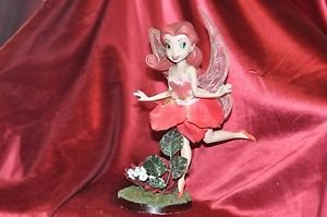 "Tinkerbell Fairy Figurine Doll Statue 11"" X 4"""