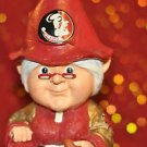 "Florida State Garden Female Football Gnome 11"", Unisex Adult and Regular Season"