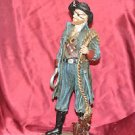 Buccaneer Pirate Man Statues 16.5 In. Indoor/Outdoor Use