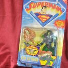 Superman The Animated Show LEX LUTHOR Figure Kenner