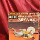 H.B.I.E. 5 Piece Aluminum Mess Kit