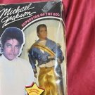 1984 MICHAEL JACKSON SUPERSTAR OF THE 80S DOLL IN BOX GRAMMY AWARDS COMPLETE