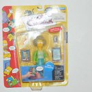 Edna Krabappel From The Simpsons World of Springfield Figurine and Plastic