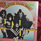 KISS * HOTTER THAN HELL * 1974 Casablanca LP