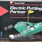 Electric Putting Partner By World Of Golf