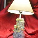 Birthday Cake Table Desk Top Lamp