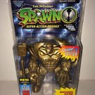 McFARLANE SPAWN SPECIAL LIMITED EDITION OVERTKILL GOLD VARIANT w/comic bk SEALED