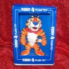 Tony The Tiger Plush toy from Kellogg Not Sure, Original and Sign Kellogs and