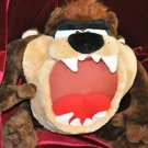 Giant Tasmanian Devil Big Plush Looney Tunes Stuffed Animal Mixed Materials and