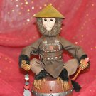"2007 DISNEY ZIZZLE MECHANICAL ANIMATED PIRATES OF THE CARIBBEAN ""JACK THE MONKEY"