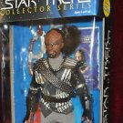 "STAR TREK LT. WORF 9"" ACTION FIGURE ALIEN COLLECTORS EDITION PLAYMATES 1995 NIB"