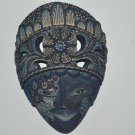 Jamaica Batikwood Wall Hanging Face Mask