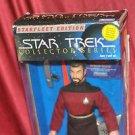 """Star Trek 9"""" COMMANDER WILLIAM RIKER--Starfleet Edition.1995 by Playmates"""