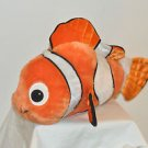 "Nemo Orange Fish Plush Stuffed Animal 17""in."