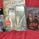 Happy: My Life and Legacy as the Duck Commander Plus Mouse Pad &Pouch Lot