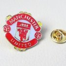 **MANCHESTER UNITED ** FOOTBALL CLUB*** SOCCER PIN BROOCH BADGE SOUVENIR EMBLEM