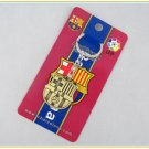 BARCELONA KEYFOB KEYCHAIN COLLECTIBLE GREAT GIFT NEW