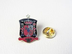 *WORLD CUP **SPAIN** NATIONAL TEAM FOOTBALL SOCCER PIN BROOCH BADGE SOUVENIR
