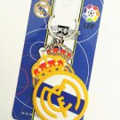 REAL MADRID **BIG SIZE** KEYFOB KEYCHAIN COLLECTIBLE GREAT GIFT DOUBLE-SIDE