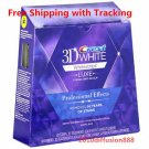NEW!!! CREST 3D PROFESSIONAL EFFECTS LUXE WHITESTRIPS 1 Box 20 POUCHES 40 STRIPS