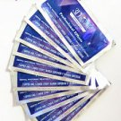 NEW!!! CREST 3D PROFESSIONAL EFFECTS LUXE WHITESTRIPS 10 POUCHES 20 STRIPS