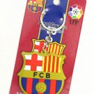 FC BARCELONA **BIG SIZE** KEYFOB KEYCHAIN COLLECTIBLE GREAT GIFT DOUBLE-SIDE