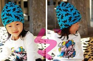 BRAND NEW!!!  KIDS LIGHTNING KNIT HAT WINTER WARM BEANIE