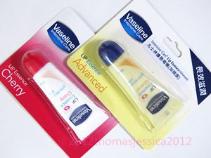 (CHOOSE YOUR FLAVOUR) Vaseline Intensive Care Lip Essence (Advanced) (Cherry)