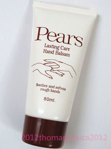 Pears Lasting Care Hand Balsam Soothes and Softens Rough Hands 80ml