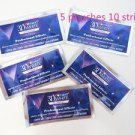 New **Crest 3D White Whitestrips Professional Effects** 5 Pouches 10 strips