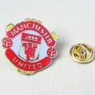 MANCHESTER UNITED FOOTBALL PIN BROOCH BADGE SOUVENIR EMBLEM